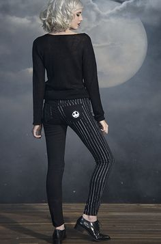 Limited edition Nightmare Before Christmas fashion collection. Exclusively at Hot Topic.