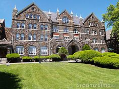 Comenius Hall, Moravian College, Bethlehem, PA. My father went to college here.