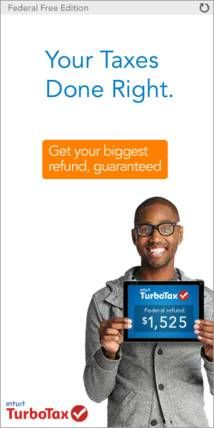 Prepare, print and e-file your simple return with #TurboTax and get your Maximum Refund Guaranteed.