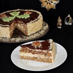 Hungarian Recipes, Hungarian Food, Cheesecakes, Tiramisu, Fondant, French Toast, Food And Drink, Cooking Recipes, Baking
