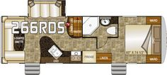 Northwood snowriver-266RDS