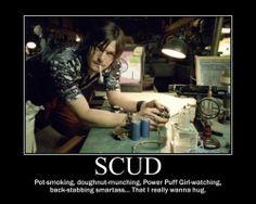 SCUD/Blade 2/Norman Reedus