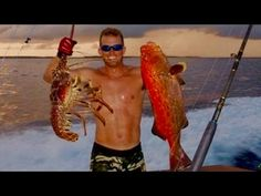 Cave Diving, Hogfish, Grouper, Dolphin, spearfishing (Staniel Cay) Exhumas, The Bahamas - YouTube