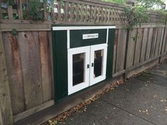 Jason Fowler. Vancouver, British Columbia, Canada. I had an empty space in my fence where I thought a Free Library could exist. I made many, many mistakes but I really learned a lot about carpentry, and myself. Each time I worked on the library, people stopped to ask what I was doing. Many knew about the Little Free Libraries and were excited about this one. As I put the final touches on Little Free Library #16797, my neighbour put several books in it!