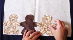 Aprenda facilmente como fazer patchwork e aplicar em panos de pano de prato''. Tudo com detalhes, passo a passo e ainda baixe lindos MOLDES GRÁTIS!