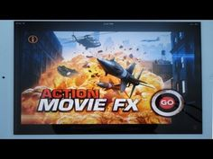 """""""The Michael Bay of Apps""""! - Action Movie FX - Effects Demo (iPhone/iPad App)"""