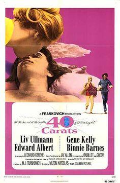 40 Carats Milton Katselas, 1973