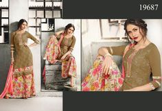 Pakistani Designer Bollywood Ethnic New Kameez Anarkali Salwar Indian Dress Suit #KriyaCreation