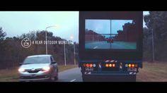Caminhão Transparente - Qualquer motorista detesta ficar atrás de caminhão ou ônibus na rodovia, isso é fato. Porém arriscamos nossas vidas ao tentar efetuar uma ultrapassagem sem ter a visão necessária, principalmente em pistas de mão dupla. Pensando nisso, a Samsung Argentina desenvolveu um protótipo que promete mudar...