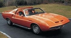 1971 Dodge Diamante Concept.