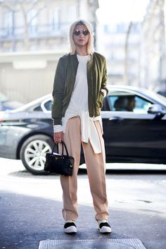 Street Style: A Fresh Color Combo For Spring