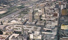 Área metropolitana de Monterrey en 1978.