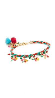Aurelie Bidermann Lily of the Valley Bracelet | SHOPBOP SAVE UP TO 25% Use Code: EVENT17