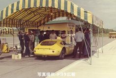 TOYOTA 2000GT / World Record Trial Ver.