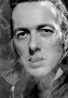 Joe Strummer. Literally the most incredible person that ever lived.