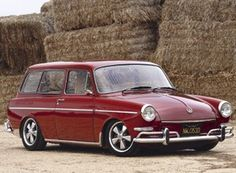 beach ride. load it with boards and we're good. 66' vw squareback