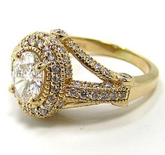 I would actually consider having a gold wedding ring if I could have this! :)