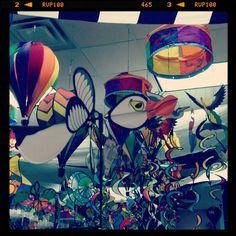 Kites kites kites! Seaside Oregon