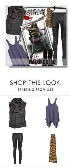 """Last Minute Costume 