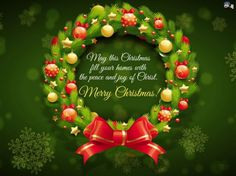 90+ Best Merry Christmas Wishes With Images - EcstasyCoffee