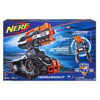 Video Review for NERF N-Strike Elite Terrascout Remote Control Drone Blaster