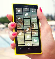 Nokia Lumias are my favourite kind of mobile, no doubt about it 