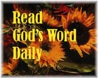 Read God's Word Daily
