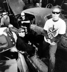 The Offspring: The Offspring is an American punk rock band from Orange County, California, formed in 1984. They are widely credited, alongside fellow California punk, ska punk, and pop punk bands Sublime, Green Day,