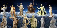 Simple Minds, New View, Ancient Greece, Greek Mythology, Presentation, Hero, Statue, History, Blog