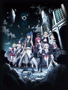 Trinity Seven Episode 01 Vostfr | AnimeKO