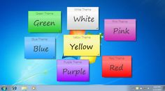 How to get back to Sticky Notes in Windows 10 -  ##Windows8 ##Windows8.1 ##winodws10