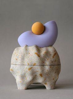 "PIGGY RING BOX Sculpture Design Private Commission — 2018 Private commission of a sculpture ""ring box"". Ceramic Pottery, Pottery Art, Ceramic Art, Personalized Candles, Art Plastique, Custom Art, Chandeliers, Sculpture Art, 3d Printing"