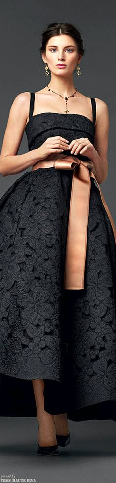 Dolce & Gabbana Winter '14 collection