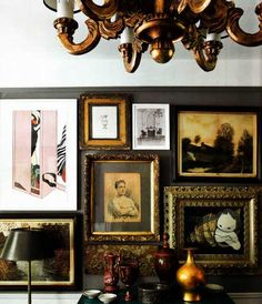 apartment of James Klein and David Reid / Architectural Digest EspañaI I love the real