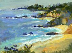 Laguna Beach - Coastal Artwork