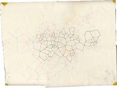 Voronoi Diagrams & Entopic Graphomania