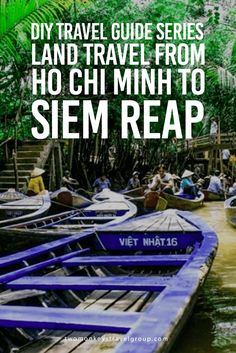 travel guide series land from minh siem reap
