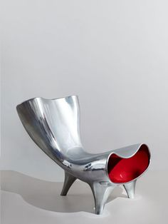 Marc Newson, Fauteuil Orgone - Galerie Downtown