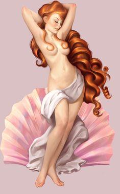 Afrodite_Deusas Gregas_WillMurai.com.jpg (600×966)