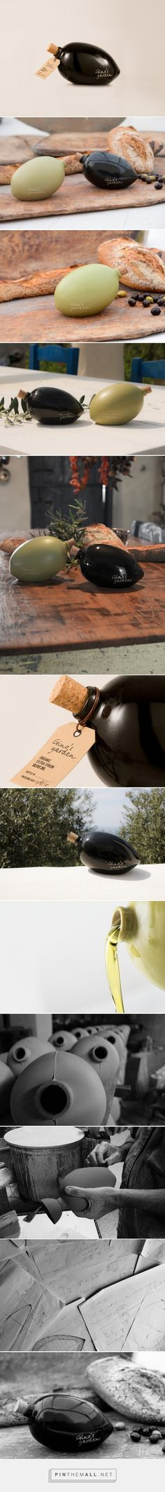 #Olive by Gino's Garden #packaging designed by Marios Karysios - http://www.packagingoftheworld.com/2015/04/olive-by-ginos-garden.html