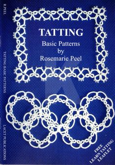 Gallery.ru / Фото #1 - Tatting. Basic Patterns by Rosemarie Peel - mula