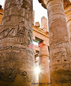 Egypt 11 Nights Sightseeing Tours to Cairo, Luxor & Aswan. Nile Cruise Holidays and Red Sea Travel Packages in Egypt. Ancient Egyptian Architecture, Ancient Egyptian Art, Ancient Ruins, Ancient History, Art History, Ancient Egypt Pharaohs, Ancient Civilizations, Cultures Du Monde, Visit Egypt