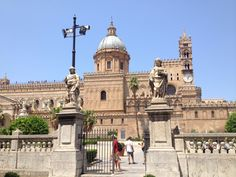 3 Days In Palermo (Budget Guide + TIPS!) | The Travelling Tom