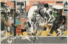 Romare Bearden - Peg Alston Fine Arts