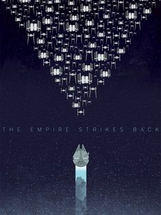 Star Wars Minimalist Movie Posters