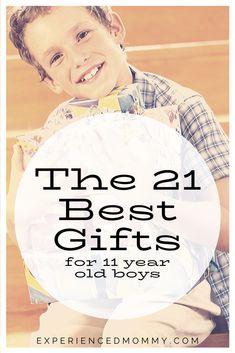 11 year old boy gift ideas 2020