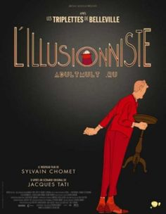 Иллюзионист / L'illusionniste
