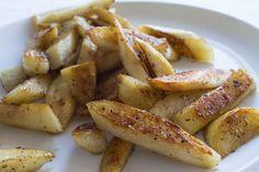 Vaniljeglaserede persillerødder - kunne nemt erstatte de brunede kartofler for mig på julebordet. #madbloggerudfordringen5