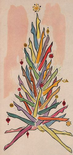 McCalls December 1960 The branches of a Christmas tree are made up of decorated legs for this DuPont Nylon ad. Cute Christmas Tree, Christmas Past, Merry Little Christmas, Vintage Christmas Cards, Retro Christmas, Christmas Images, Christmas Greetings, Vintage Cards, Christmas Stockings