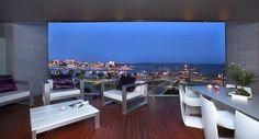 ▷ Immobilien Mallorca - Möblierte Designer Luxus-Wohnung mit Traummeerblick | Immobilien - Detailsuche - Ferienwohnung auf Mallorca mieten